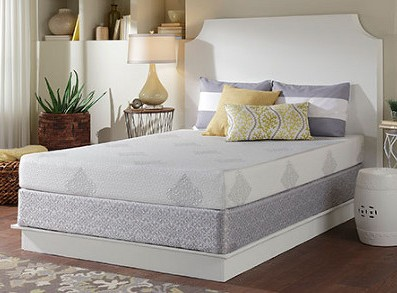 Sealy Gel Memory Foam Mattress