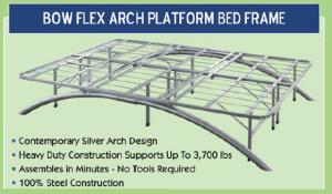 Boyd Bowflex Arch Platform