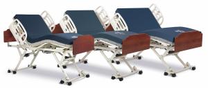 Invacare adjustable width beds