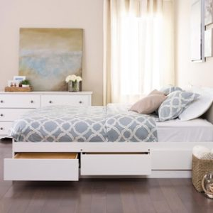 Winslow-White-Full-Double-Platform-Storage-Bed-(OVRST)