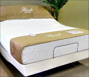 Rush Adj Bed