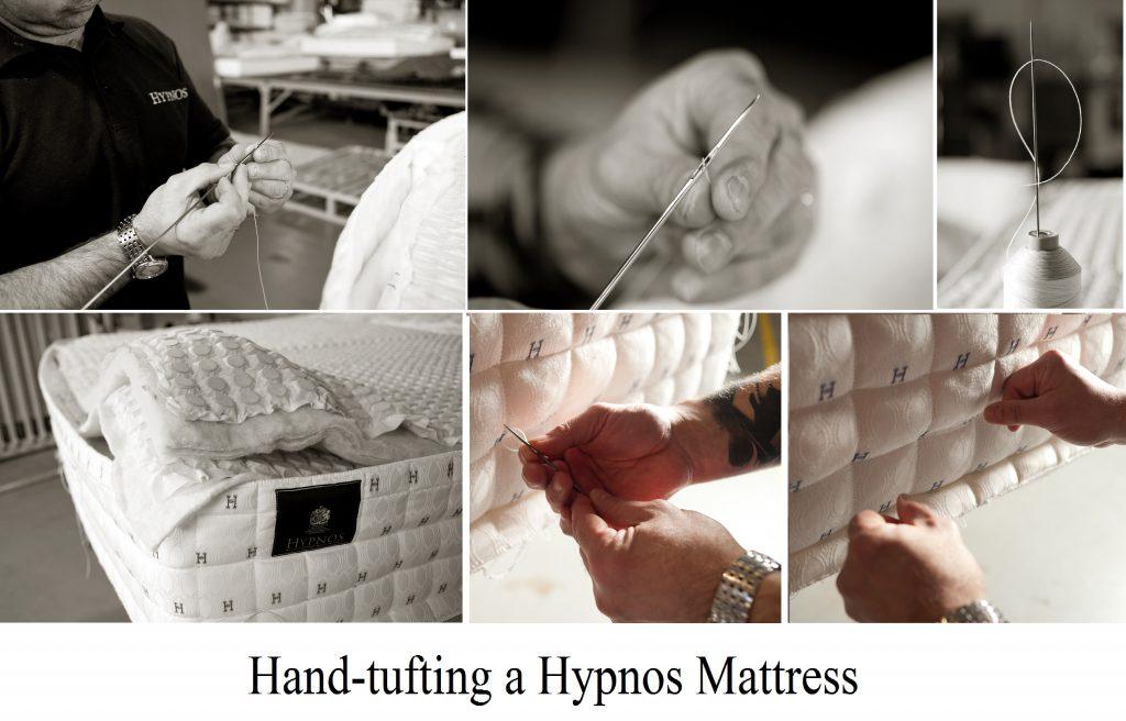 Hand-tufting