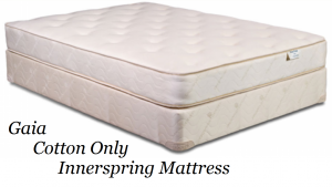 Gaia Cotton Only Innerspring Mattress