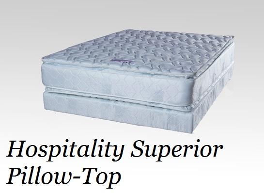 hospitality superior classic hospitality superior pillowtop