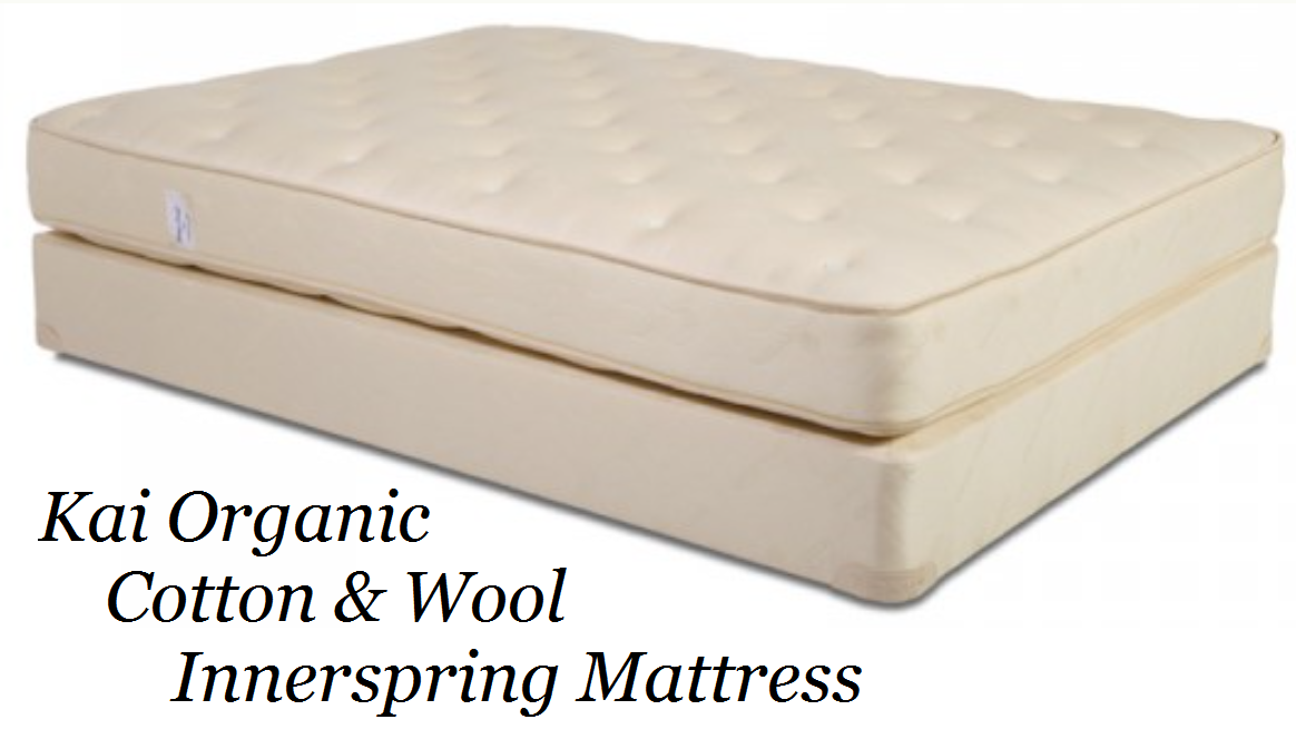 Organic Mattress Seattle All of the Sleepcraft mattresses have covers of 100% cotton .