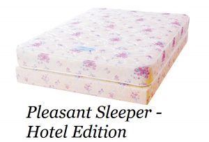 Pleasant Sleeper - Hotel Edition