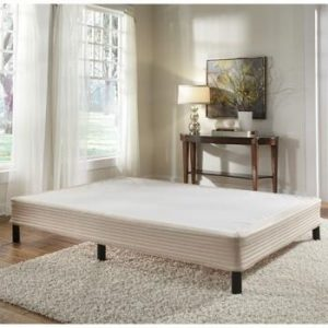 Sleep Science Folding Mattress Foundation b