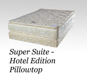 Super Suite- Hotel Edition Pillowtop