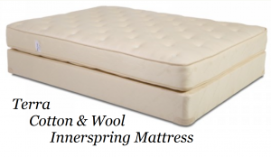 Terra Cotton & Wool Innerspring Mattress