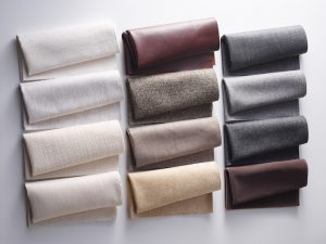 Vispring-Timeless-collection fabrics 1
