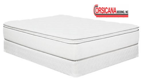 Pillow Top Bed Gmc Lexington Pillowtop Mattress Set