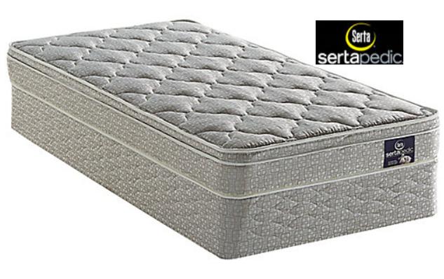 Serta Perfect Sleeper Taryn Super Pillow Top Queen Mattress Serta