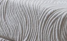 Wave-knit