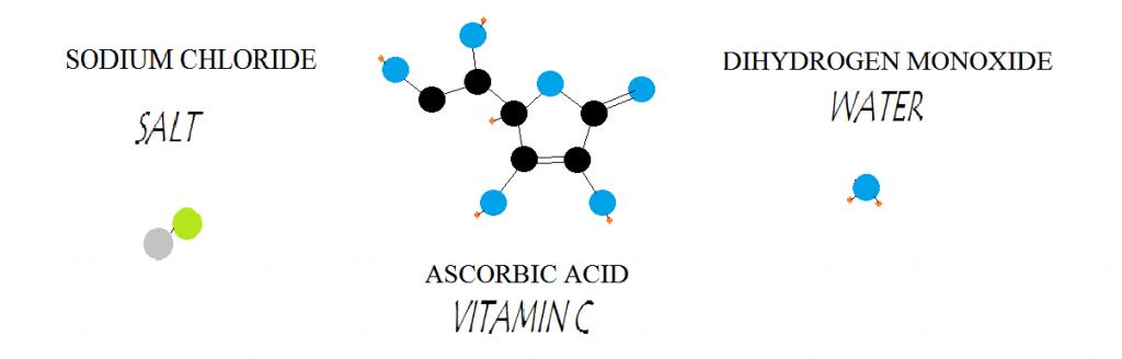 3 chemicals