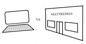 Web vs Store