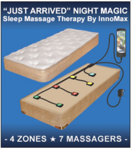 Innomax Massage Therapy Unit - inside